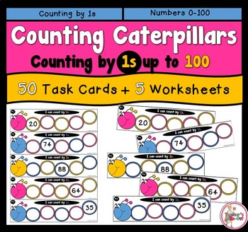 Counting Caterpillars 20 to 99