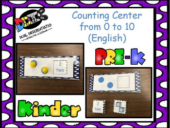 Counting Center 1 to 10