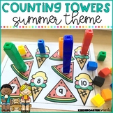 Counting Center - Counting Towers