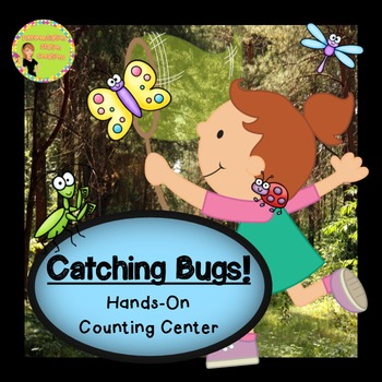 Counting Center: Spring Bugs, Differentiated