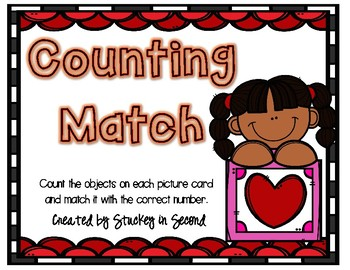 Counting Center (Valentine's Day Edition)