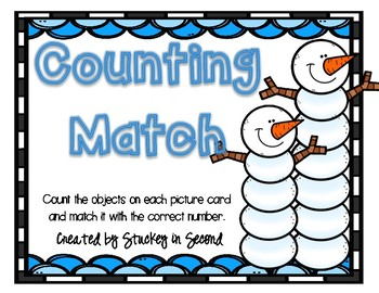 Counting Center (Winter Edition)