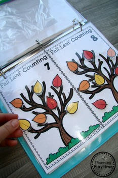 Counting Centers - Fall