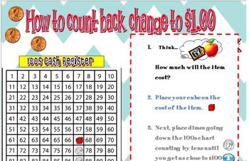 Counting Change to $1.00
