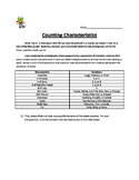 Counting Characteristics