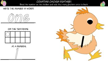 Counting Chicken Feathers