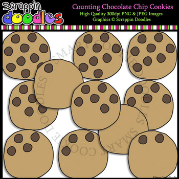 Counting Chocolate Chip Cookies