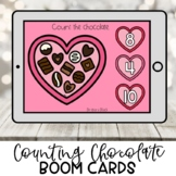 Counting Boom Cards for Preschool