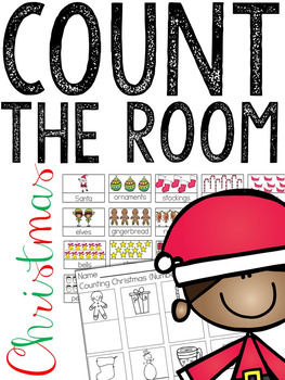 Christmas Count the Room & Beyond (Numbers 1-20)