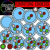 Counting Christmas Cookies: Christmas Clipart {Creative Cl