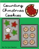Counting Christmas Cookies Printables (Teen Numbers)