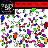Counting Christmas Lights: Christmas Clipart {Creative Clips Clipart}