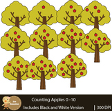 Counting Clip Art : Apples | Fall Pictures
