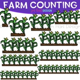 Counting Clip Art - Farm Counting {jen hart Clip Art}