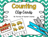 Counting Clip Cards 0-10