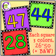 Counting Clipart Squares 26-50
