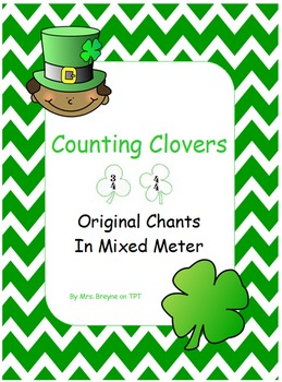 Counting Clovers: Chants to Explore Meter
