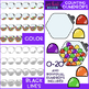 Counting Clip Art -Candy BUNDLE {jen hart Clip Art}