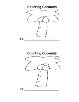 Counting Coconuts #1-5