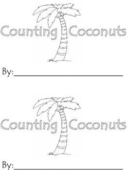 Counting Coconuts (Chicka Chicka Boom Boom Activity)
