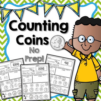 Money - Counting Coins