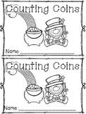 """""""Counting Coins"""" (A March/Spring Emergent Reader Dollar Deal)"""