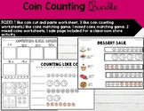 Counting Coins Worksheets and Games