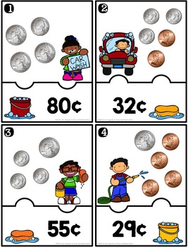 Counting Coins *BUNDLE*