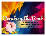 Counting Coins - Breaking The Bank Game