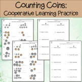 Counting Coins--Cooperative Learning