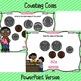 Counting Coins Digital Games Bundle ~ PowerPoint and Version for Google Slides™