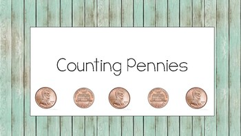 Counting Coins Exit Slips