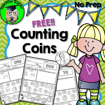 Counting Coins FREE