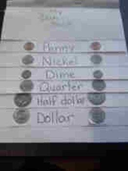 Counting Coins - Fun with Money