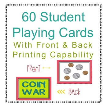 Counting Coins Game War