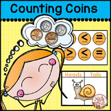 """Counting Coins """"Money Center"""""""