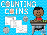 Money and Counting Coins VA SOL 1.8 - Distance Learning