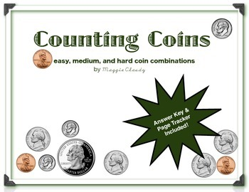 Counting Coins--Multi Level