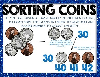Counting Coins: Powerpoint Introduction Presentation