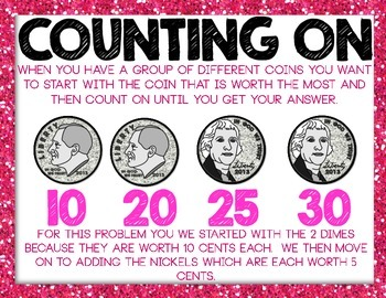 Counting Coins:  Powerpoint Introduction Presentation 2