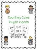 Counting Coins Puzzles