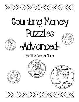 Counting Coins Puzzles-Advanced