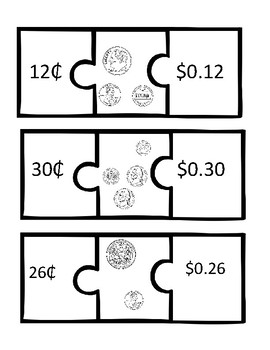 Counting Coins Puzzles-Basic