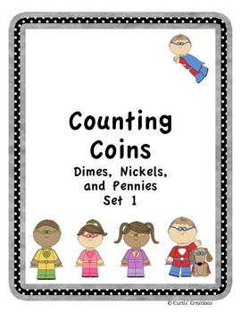 Counting Coins Set 1