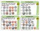 Counting Coins Task Cards (100 cards)