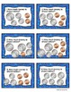 Counting Coins Task Cards Amounts Under $1.00