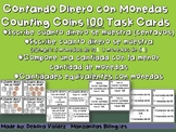 Counting Coins Task Cards