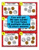 Counting Coins Task Cards - Have Students Practice Countin