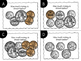 Counting Coins Money Task Cards {Digital}