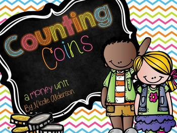 Counting Coins! {an intro to money pack}